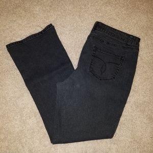 West port black jeans